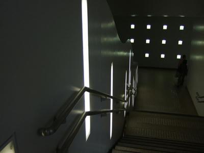 地下鉄通路