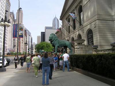 シカゴ美術館1