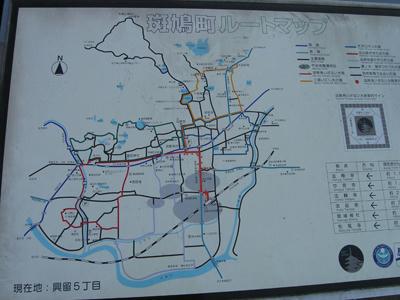 散策ルートマップ