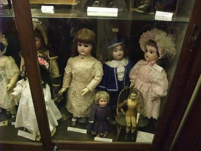 人形たち1