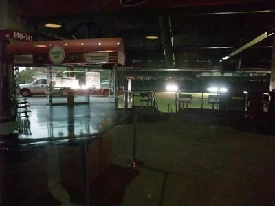 フィールズ球場内部