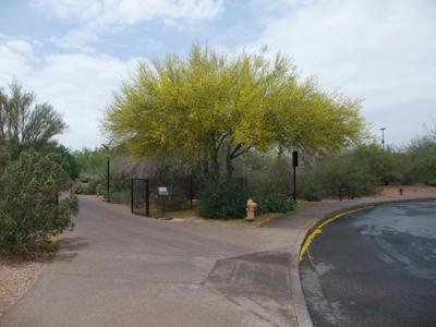 植物園入り口