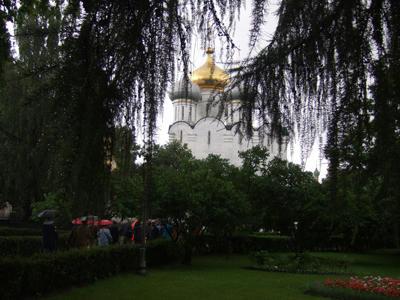 ノヴォデビチ修道院1