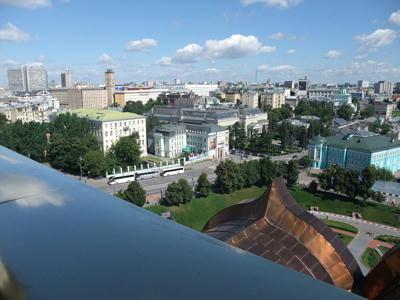 モスクワ市内2
