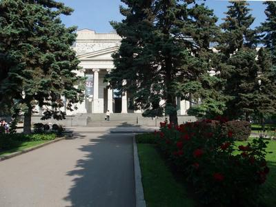 プーシキン美術館2