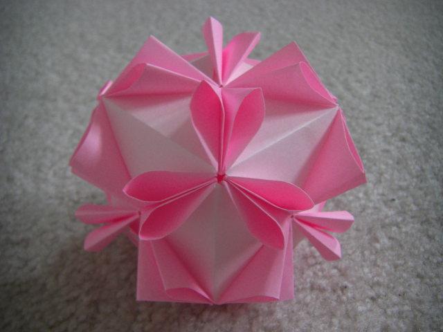 すべての折り紙 手作り折り紙 : my cup of tea 手作り-折り紙