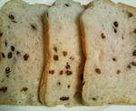 天然酵母ぶどうパン
