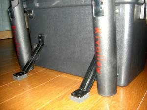 PLANO1612 ロッドスタンド 改造