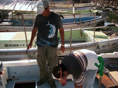 とびしま 鯛ラバ 真鯛