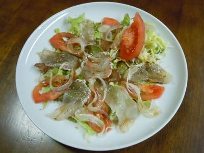 真鯛 カルパッチョ