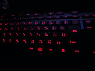 自作PC キーボード