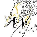 狐 オサキ