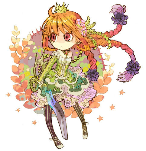 ブロンズ姫