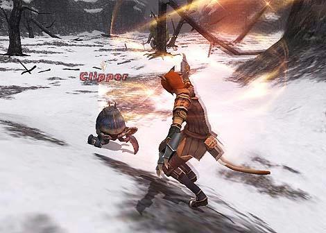 踊り子戦闘
