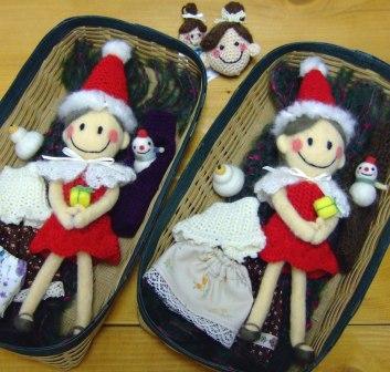 カケラちゃん人形&ブローチ&ヘアゴム