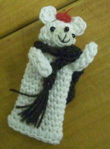 くまさん 指人形
