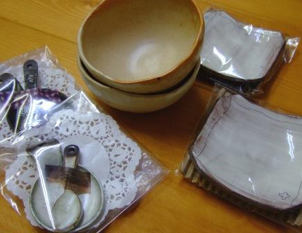 陶器 お茶碗 小皿