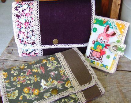 母子手帳ケース&カードケース