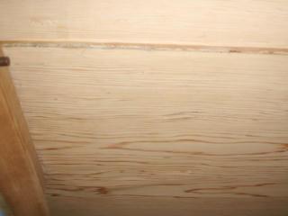 天井補修完了