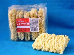 ジンゾウ先生シリーズ「ノンフライ麺」