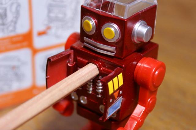 ロボットシャープナー