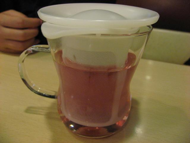 自分で淹れる紅茶