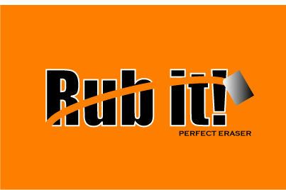 Rub it!
