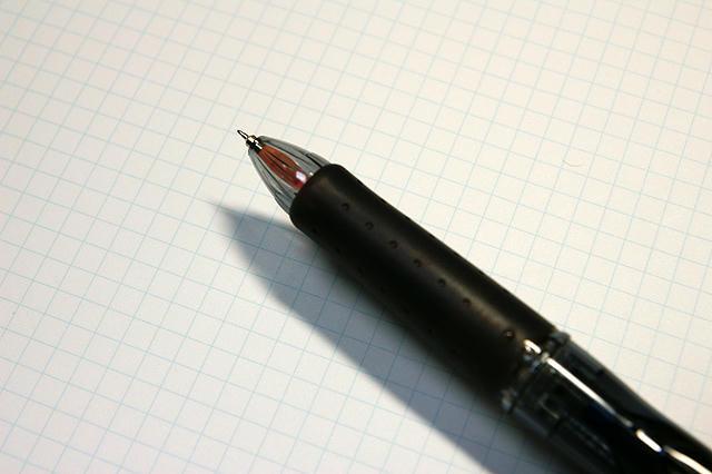 USBメモリつき3色ボールペン3