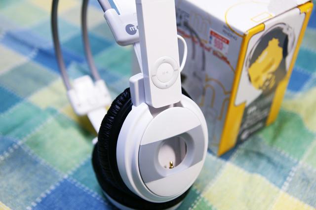 mTUNE for iPod shuffle5