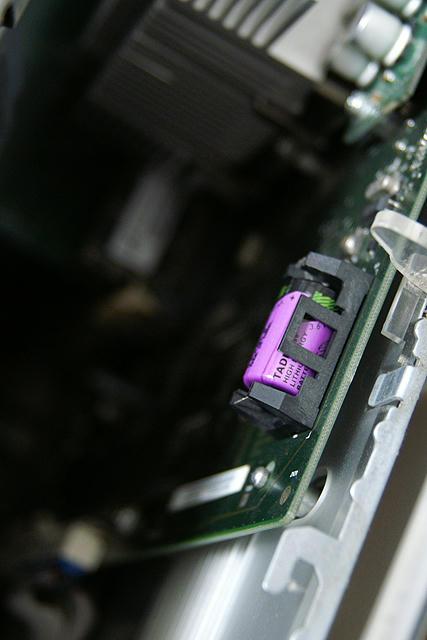 内蔵リチウム電池