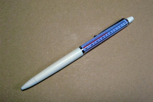 ビームス体温計ボールペン3