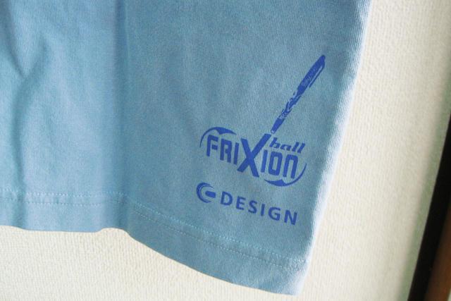 フリクションTシャツ3