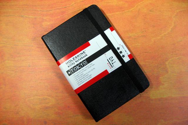 MOLESKINE City Notebook TOKYO1