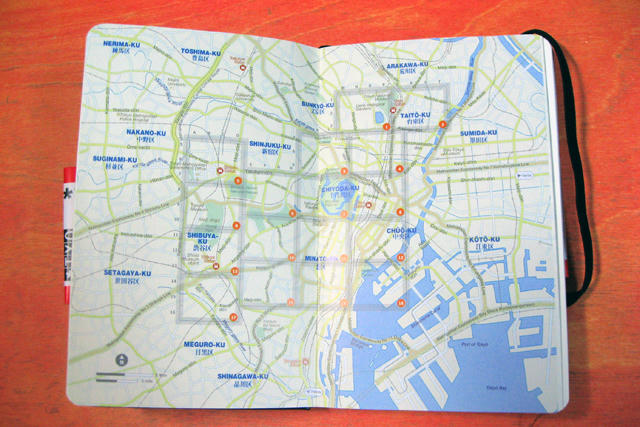 MOLESKINE City Notebook TOKYO3