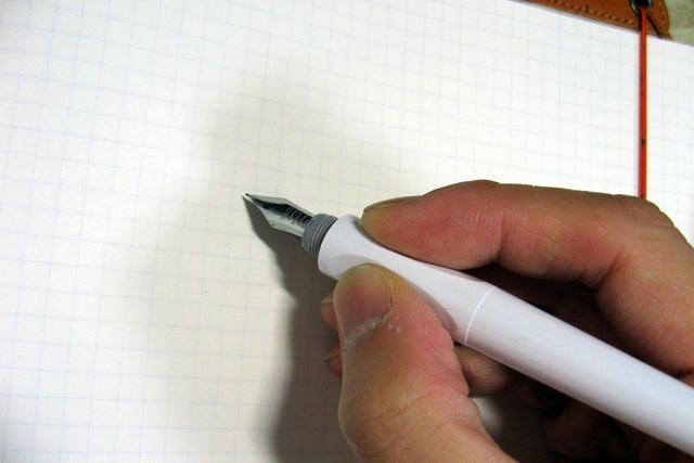 ペン習字ペン2