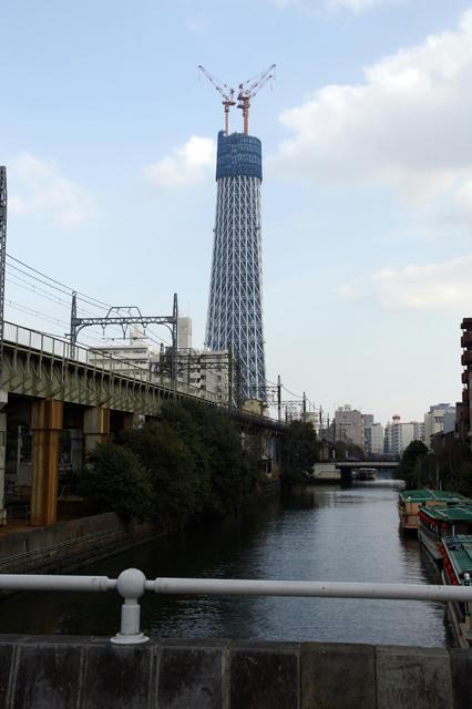 20100131東京スカイツリー6