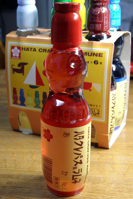 サクラクレパス風飲料6