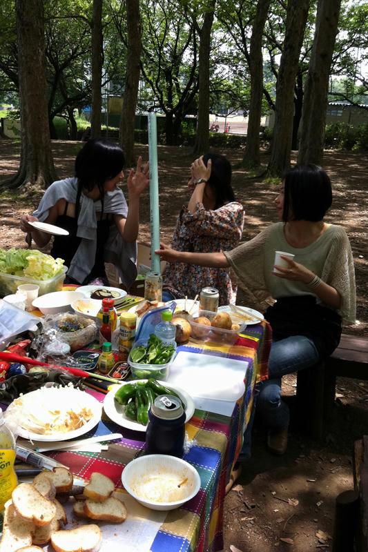 BBBQ_in_武蔵野公園3