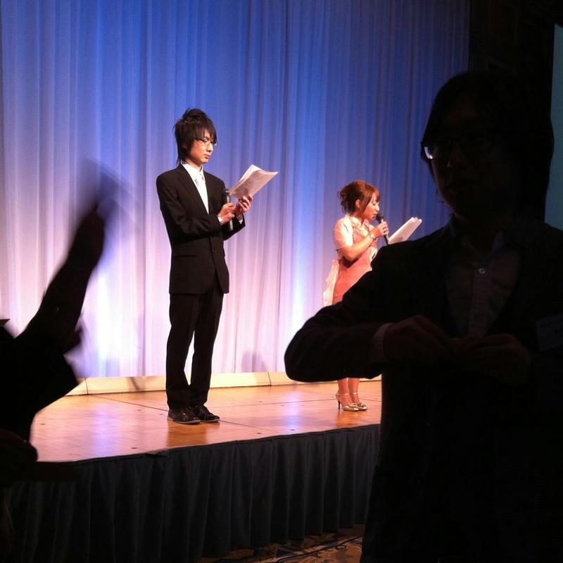 富士見書房新春祝賀会