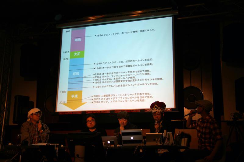 駄目な文房具ナイト meets OKB48 4