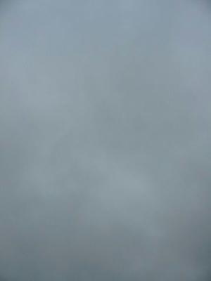 7月4日朝7時半ごろの空