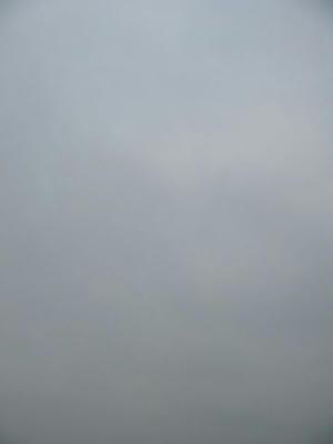 7月10日朝7時半ごろの空