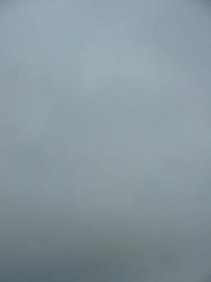 7月11日朝7時半ごろの空