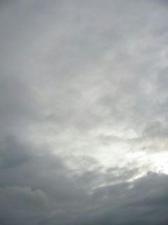 7月31日朝6時半ごろの空01
