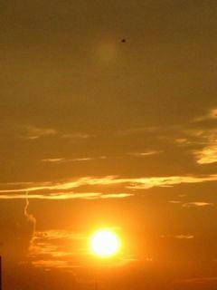 8月16日の夕焼け03