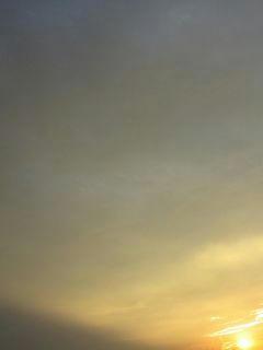 8月16日の夕焼け04