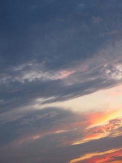 8月16日の夕焼け07