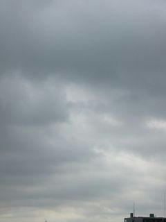 9月23日朝8時半ごろの空02