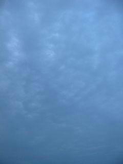 9月24日朝5時半ごろの空01