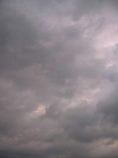 10月19日朝5時半ごろの空01
